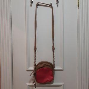 Steve Madden vegan leather crossbody purse